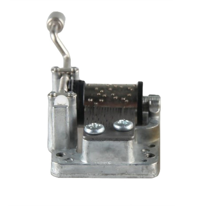 Mini Hand Cranking Music Movement DIY Music Box Decorative Collectibles (A Variety Of Music Available)