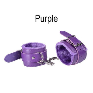 New Hot Sale Adult Women Leather Handcuffs Sex Toys