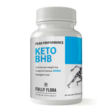 Load image into Gallery viewer, Fully Flora KETO BHB (60 capsules)