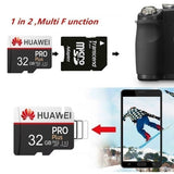 Best-selling 2PCS/1PCS original high speed 3.0 Micro SD card Class10 TF card 32GB 16GB high speed memory card