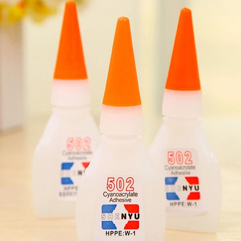 Magic Strong 502 Glue Instant Quick-drying Glue Repair Tool 502 Super Glue