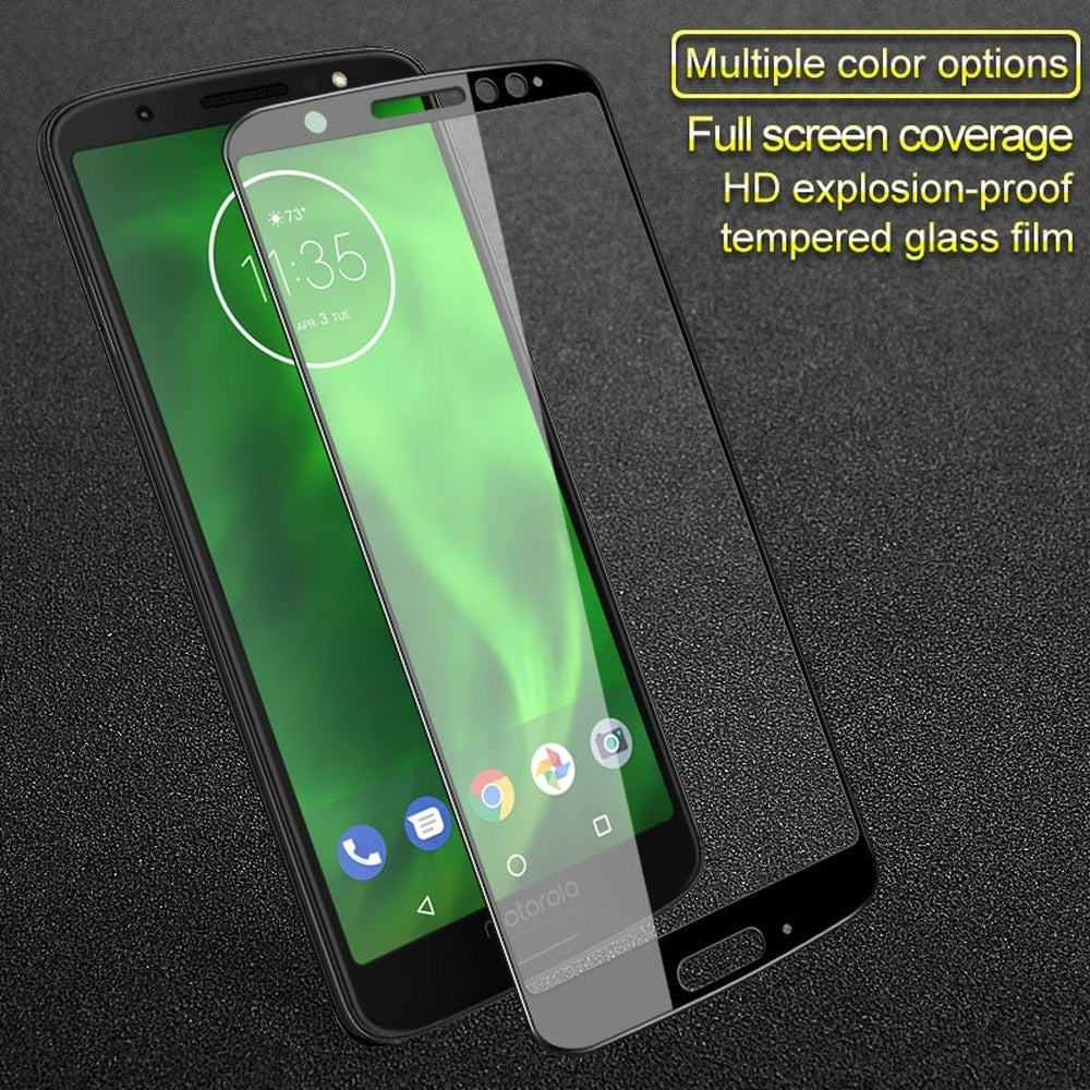 2PACK Full Cover Tempered Glass Screen Protector for Motorola Moto G5 / G5 Plus / G5S / G5S Plus / G6 / G6 Plus /  Play / G7 / G7 Plus / G7 Play / G7 Power / E4 / E4 Plus / E5 / E5 Plus / E5 Play / Z3 / Z3 Play / Motorola one Protective Film