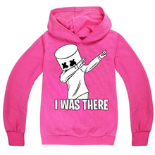 Load image into Gallery viewer, Kids Boys Girls child I Was There Long Sleeve Gamer Pullover Hoody Hoodie+Long Pants