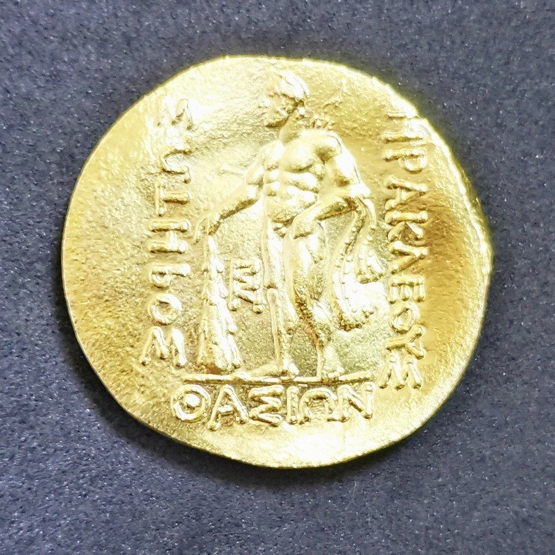 Copy Ancient Greek Silver Gold Coin Greek Mythology Hercules Hercules Coin European Coin Collection