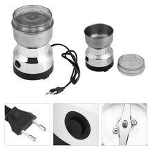 Load image into Gallery viewer, Electric Stainless Steel Coffee Bean Grinder Home Grinding Milling Machine Coffee Kitchen Accessories