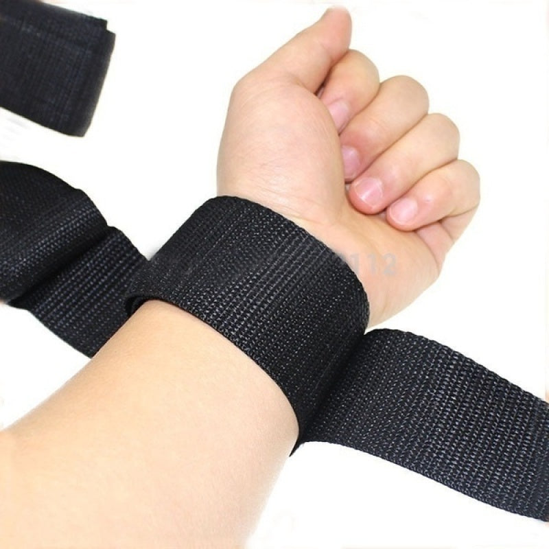 Handcuff Ankle Cuffs Toys For Couples Bend Over Restraint Bondage Adult Products