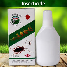 Load image into Gallery viewer, 20g Super Effective Cockroach Bug Killer Powder Bed Bug Drug Cockroach Insecticide Kill Ant Spider Scorpion Bait Repellent