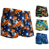 Bathing Boxer Underwear Swim Multi-Color Swimwear Hot Trunks Shorts Beach Briefs Summer Men's Wear