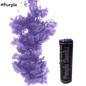 1Pcs Smoke Cake Stick Bombs Smoke Effect Show Stage Photography Photo Props Smoke For Background Advertising Wedding Party