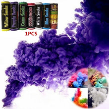 Load image into Gallery viewer, 1Pcs Smoke Cake Stick Bombs Smoke Effect Show Stage Photography Photo Props Smoke For Background Advertising Wedding Party