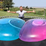 Brand New Durable Bubble Ball Inflatable Fun Ball Amazing Tear-Resistant Super Wubble Bubble Ball Inflatable Outdoor Balls