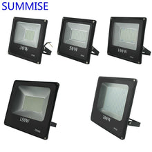 Load image into Gallery viewer, LED Flood Light 50W 100W 200W AC220V Waterproof IP65 IP66 Spotlight Outdoor Garden Lamp Led Floodlight Lighting Long Life Span:30.000 Hours Super Bright