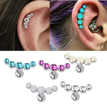 Load image into Gallery viewer, 1 Piece Ear Nail Piercing Accessories Ear Nail Earrings