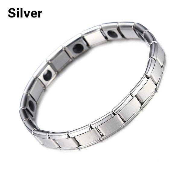 Twisted Healthy Magnetic Bracelet for Women Power Therapy Magnets Bracelets Bangles for Women Men