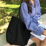 Large Capacity Women Tote Ladies Casual Shoulder Bag Women Shopping School Bag