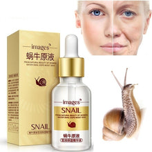 Load image into Gallery viewer, CHR Snail Essence Serum Face Care Hyaluronic Acid Argireline Repair Skin Acne Treatment Blackhead Anti Wrinkle Whitening Shrink Pores Moisturizer