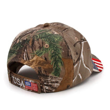 Load image into Gallery viewer, Trump 2020 Donald Trump Hat Make America Great Again Hats Cap Adjustable Camouflage Baseball Cap Trendy Gifts
