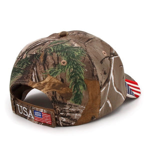 Trump 2020 Donald Trump Hat Make America Great Again Hats Cap Adjustable Camouflage Baseball Cap Trendy Gifts