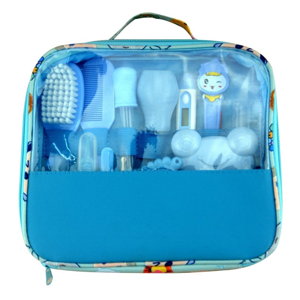 Baby Care Products Daily Cleaning Care Tools 4/6/8/9/10/13 Pieces Of Care Tools Bag Set