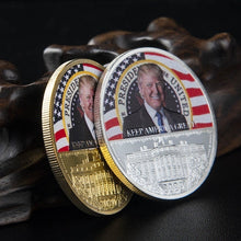 Load image into Gallery viewer, New Donald Trump 2020 Keep America Great Commemorative Challenge Coin Eagle Coins