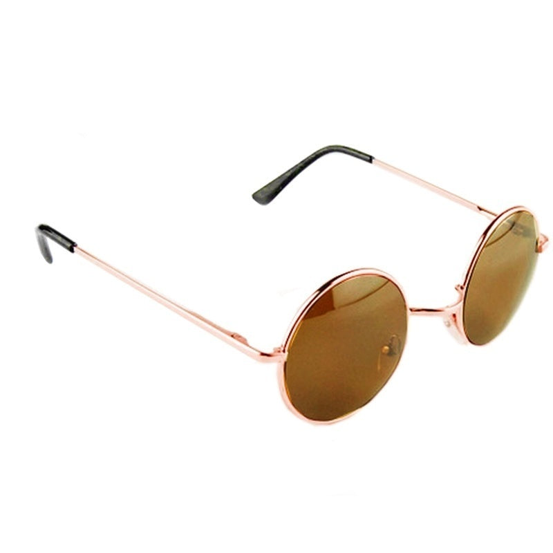 Unisex Retro Lens Round Sunglasses Retro Eyeglasses Glasses
