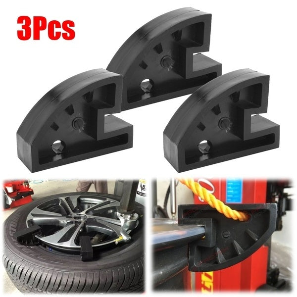 3PCS Tire Changer Bead  Drop Clamp Replacement Tire Changer Wheel Rim Drop Center Depressor Bead Drop Center Depressor Clamp Tool      8 52