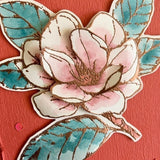 Flower Metal Cutting Dies and Seals DIY Scrapbooking Craft Paper Card Manual Handmade Album Decoration