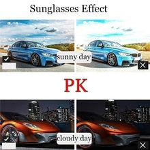 Load image into Gallery viewer, 6 Colors Driving Photochromic Sunglasses Men Fashion Polarized Chameleon Discoloration Sun Glasses for Men Oculos De Sol Masculino Intelligent Photochromic Metal Outdoor Anti-UV Eyeglasses