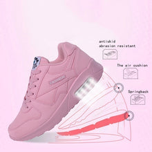 Load image into Gallery viewer, New Women Air Cushion Sneakers Fitness Jogging Sneakers Fashion Sport Running Shoes Plus Size