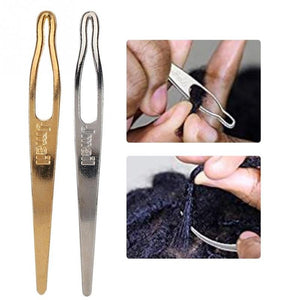 4Pcs Dreadlocks Hair Extension Crochet Hook Tools For Wig Dreadlock Braiding Hair