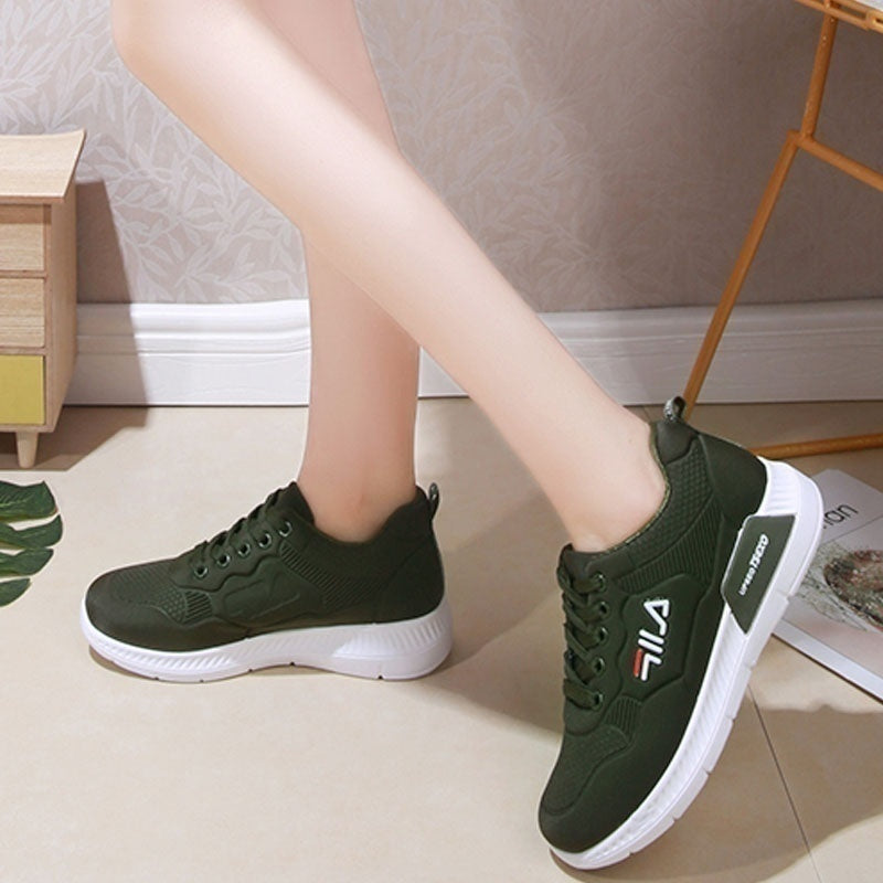 Women Lightweight Breathable Sneakers Comfortable Running Shoes Sport Shoes Mesh Outdoor Casual Shoes
