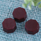 100/30pcs Five-Point Star Octagon Wax Paint Sealing Dedicated Beeswax Vintage Stamp Wax