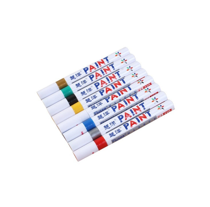 Tile Marker Repair Wall Pen Tile Gap White Grout Pen Odorless Non Toxic for Tiles Floor  Home Decor ( Color: 12 Colors)