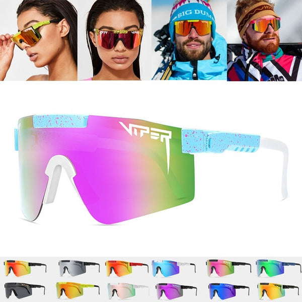 2020 Luxury New Outdoor Sports HD UV400 Polarized TR90 Sunglasses Men and Women Mirrored Goggles Shades Windproof Eyewear Mirrored Glasses Cycling Glasses Driving Sunglasses Fishing Mirror