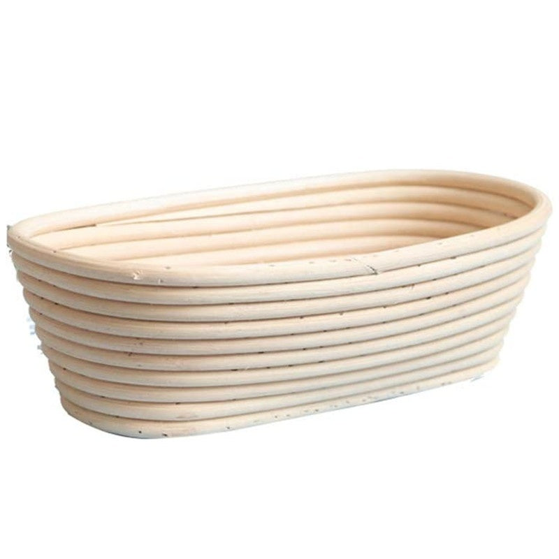 2 Pack Bread Proofing Basket with Cloth Liner Scraper Bread Lame Baking Dough Bowl for Professional & Home Bakers