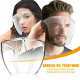 Blocc Face Shield Protective Face Cover