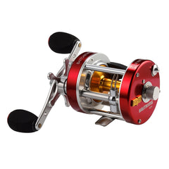 KastKing rover round conventional casting reel.