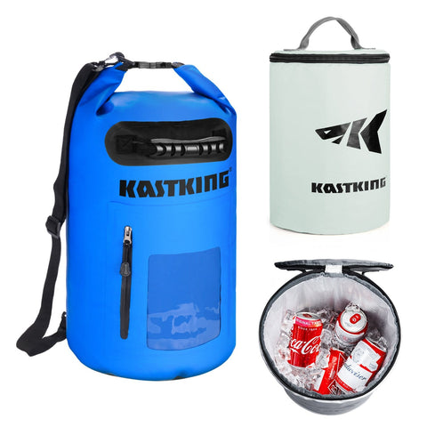 KastKing Soft Sided Cooler / Dry Bag Combo