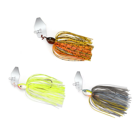 MadBite Bladed Jig Fishing Lures