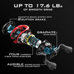 KastKing Royale Legend GT Baitcasting Reel