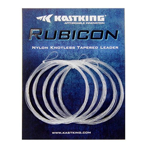KastKing Rubicon Tapered Leaders Fly Fishing Line