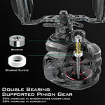 KastKing Royale Legend II Baitcasting Reel