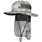 KastKing Sol Armis UPF 50 Boonie Sun Hat with Removable Neck Shield