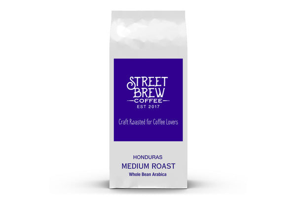 Honduras Medium Roast - Street Brew