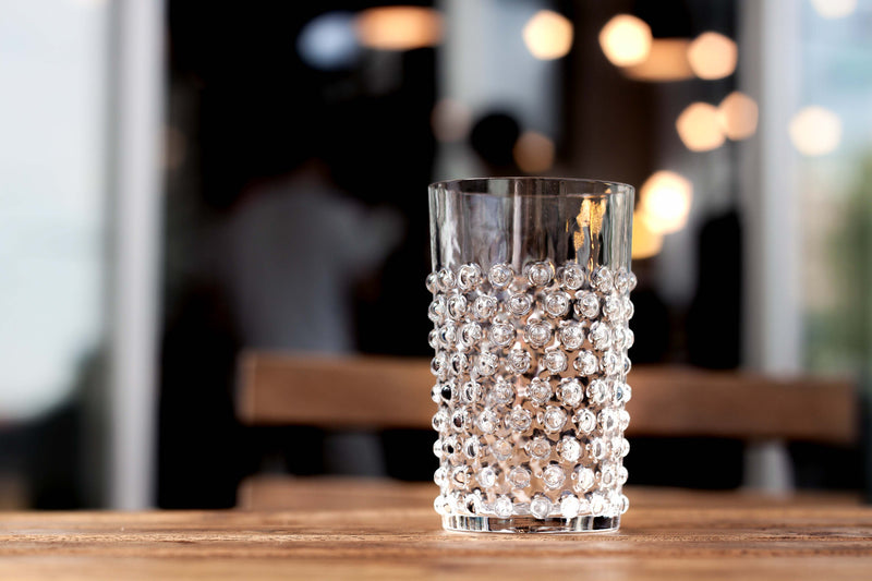 Crystal Hobnail Tumbler (set of 6 pieces) - KLIMCHI