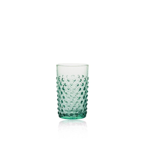 Beryl Hobnail Tumbler (set of 6 pieces)