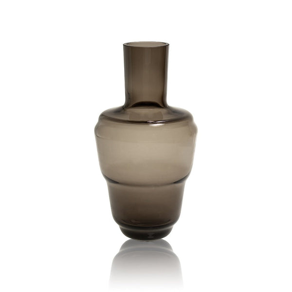 Midnight Grey Carafe from Shadows collection by KLIMCHI