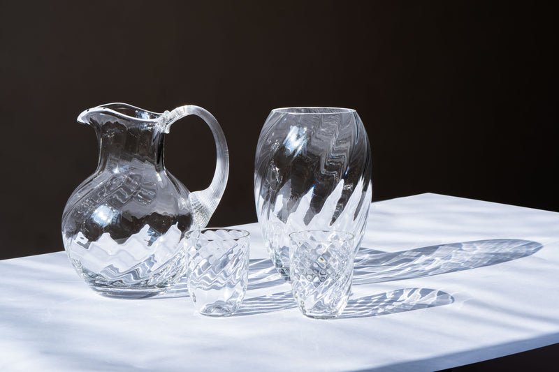 Crystal Glassware from Marika collection