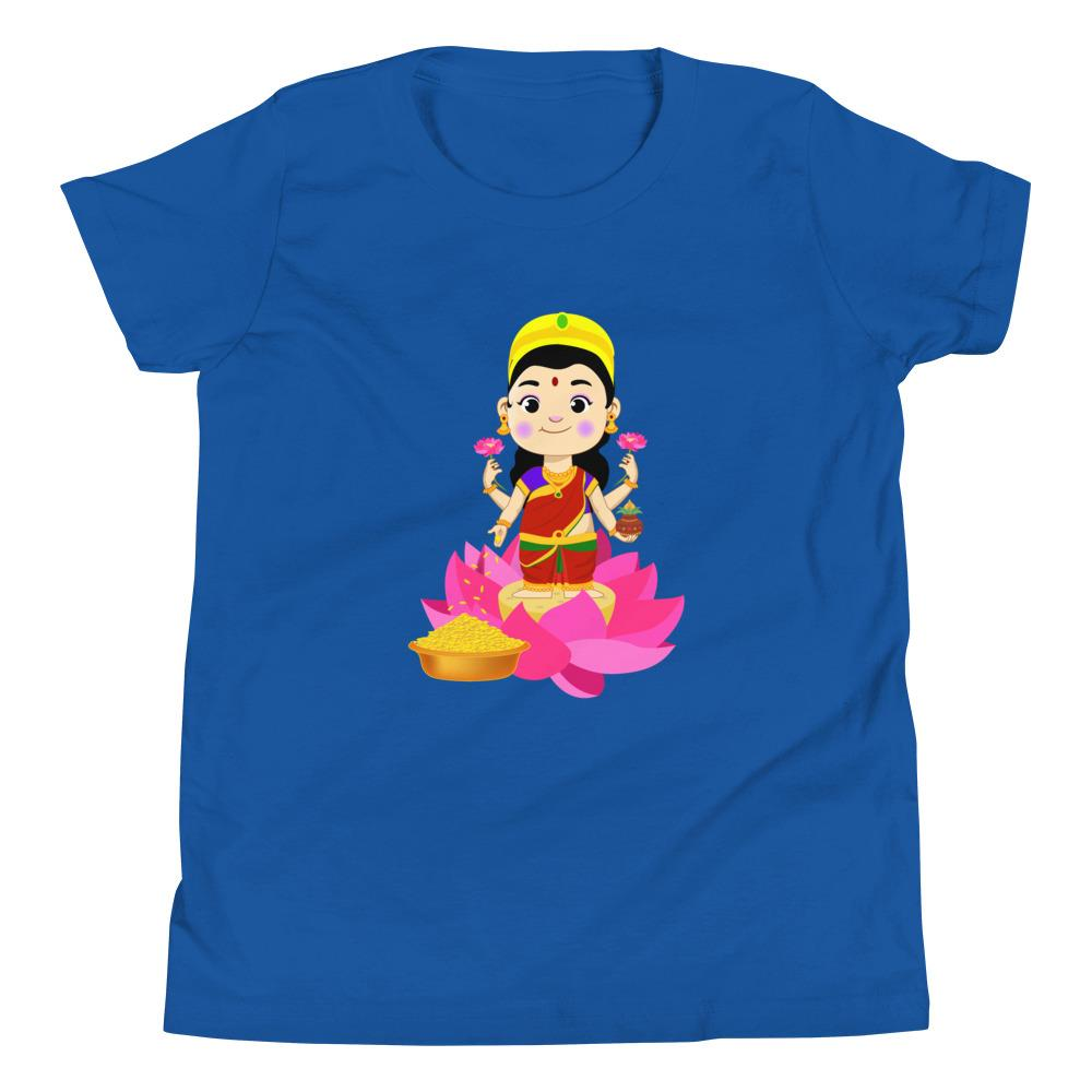 Li'l Lakshmi - Youth Unisex Short Sleeve T-Shirt - miliandme