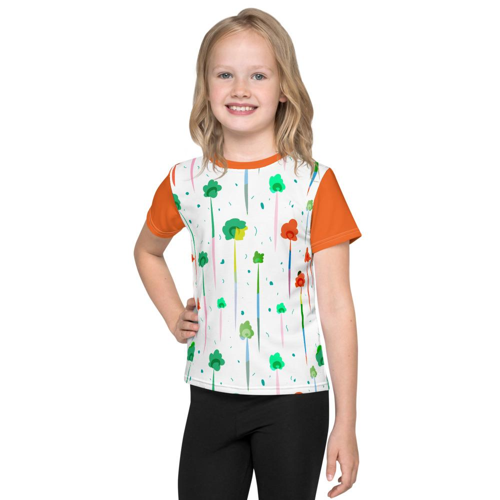 Li'l Trees - Cute Kids T-Shirt - miliandme